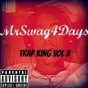 Cover of album Trap King Vol. 2 by Chris Cash Productions