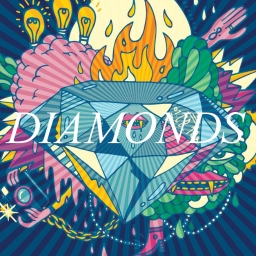 Cover of album DIAMONDS by Wojactor
