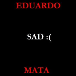 Cover of track Sad by Atem Mata