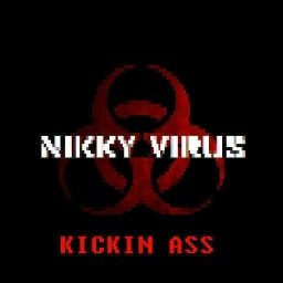 Cover of track Kickin' Ass [C64 Mix] by Nikky Virus