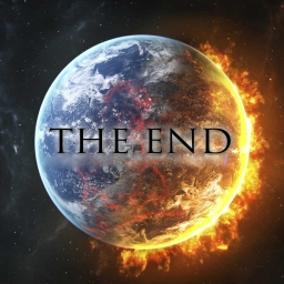 Cover of track The end of the Word by Morkall