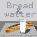 Cover of album bread&watter by The Little Beaver