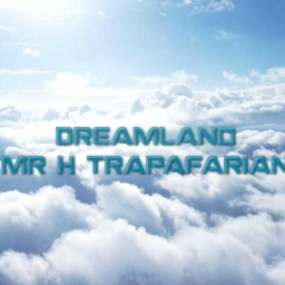Cover of track Dreamland by Mr. H Trapafarian