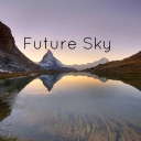 Cover of album Future Sky by DubLion