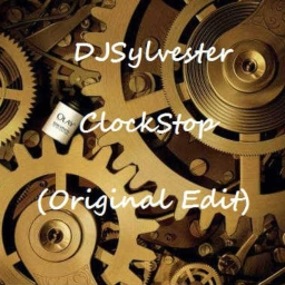 Cover of track ClockStop (Original Edit) by DJSylvester