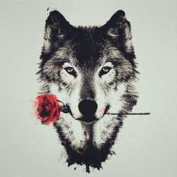 Cover of track Like a Wolf by Rave_Pain