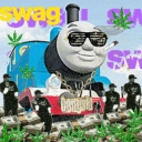 Cover of track Thomas the Trap Engine by Wrighteous