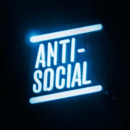 Cover of track ANTI-SOCIAL by ▼ELCRO