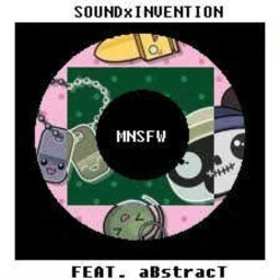 Cover of track MNSFW (Feat. aBstracT) by hitsugii///...