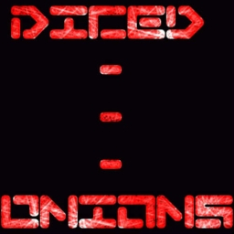 Cover of track |>&|_ by Diced Onions