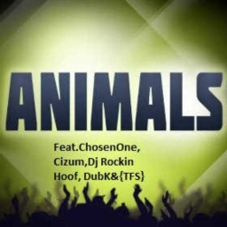Cover of track Animals(remix) by XculE
