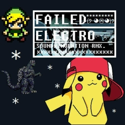 Cover of track Failed Electro House (S.I. Edit){Short} by hitsugii///...
