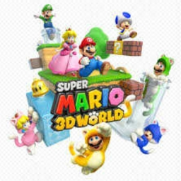 Cover of track Super Mario 3D World - Overworld by Eletroid