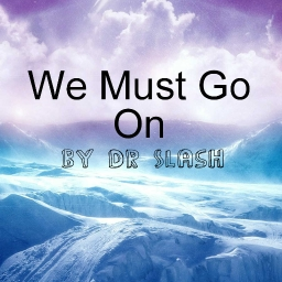 Cover of track We Must Go On by SparkBy9