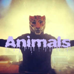 Cover of track Animals(Martin Garrix)Remix by ^-^