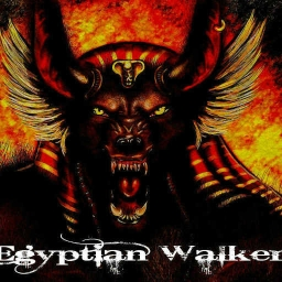 Cover of track Egyptian Walker by REDWolfRawr