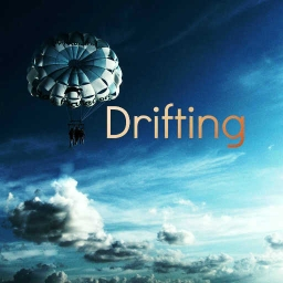 Cover of track Drifting by FlexScape