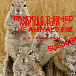Cover of track Random Animals Mix by SparkBy9