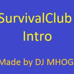 Cover of track SurvivalClub Intro by dj MHOG