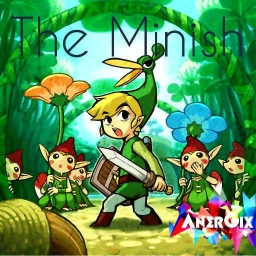 Cover of track The Minish by AnerGix