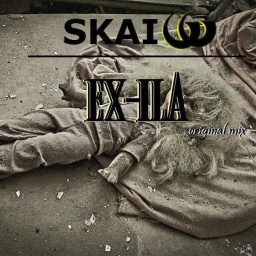 Cover of track SKAILL - EX-ILA (OUT NOW!) by SKAILL