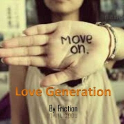 Cover of track Move on by Friction