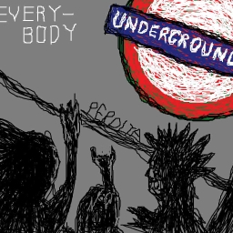 Cover of track Everybody Underground by Blink