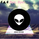 Cover of album 4▲4 - Bye, Bye!  by SpaceRecord