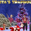 Cover of album Santa's Traphouse by Lovelly Weather