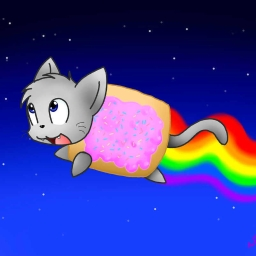 Cover of track NYAN-CAT by N 3 l2 0
