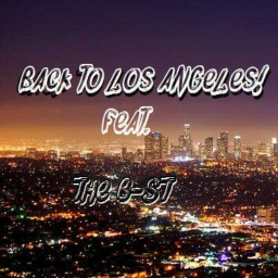 Cover of track Back To L.A (Feat. The B-ST) by Acrylic