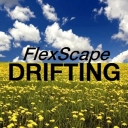 Cover of album FlexScape - drifting by SpaceRecord