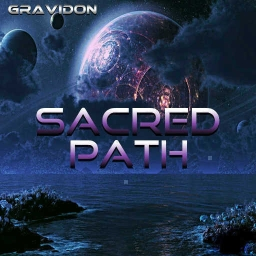 Cover of track Sacred Path by Gravidon