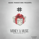 Cover of album Money & Music by NASCARMADOE