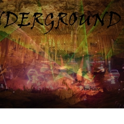 Cover of track Underground by Ping Zhao