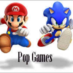 Cover of track Pop Games by lorrany_vegga