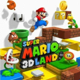Cover of track Super Mario 3D Land - Snow Theme by Eletroid