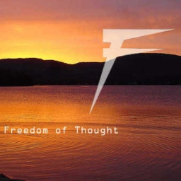 Cover of track Freedom of Thought (Chill Mix) by Acrylic