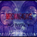 Cover of album No Mercy by Chris Cash Productions