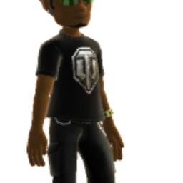 Avatar of user AFRONINJA3579