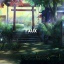 Cover of track Unknown Paradise by Faux