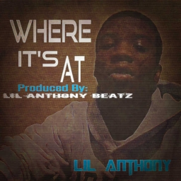 Cover of track Lil Anthony - Where Its At [prod by: Lil Anthony Beatz] by LAB Prod