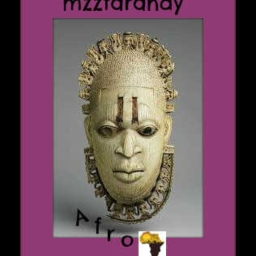 Cover of track Afro by Mzztarandy