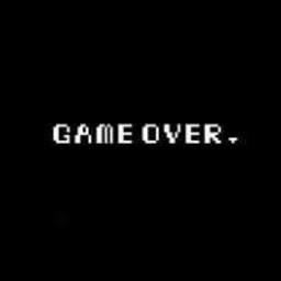 Cover of track GAME OVER by abzy228