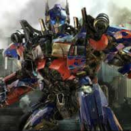 Cover of track Optimus Prime by Zux