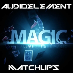Cover of track Magic ft. Big Beat & Audioelement by MatChups