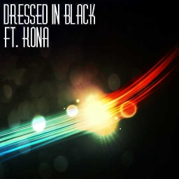 Cover of track Dressed in Black Ft. Kona by mae's trex