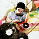 Cover of track Nujabes: Shooting stars~ by Tsuboi