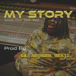"Cover of track Young Chop Type Beat  ""My Story"" by LAB Prod"