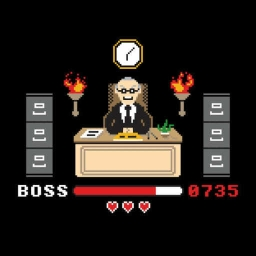 Cover of track Final Boss by KOCURR